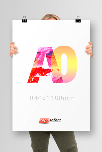 Poster und Plakate DIN A0