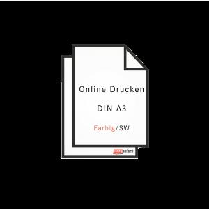 Online Drucken DIN A3