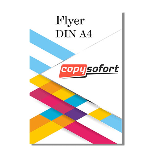 Flyer DIn A4