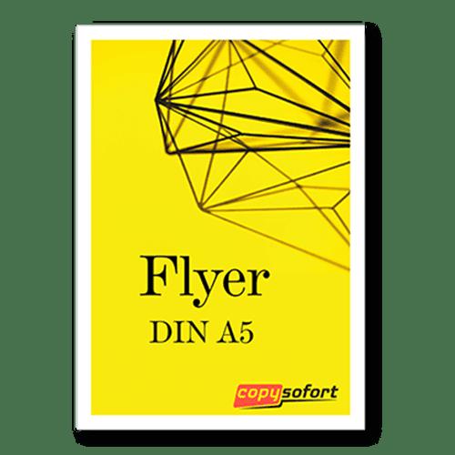 Flyer DIN A5 faltblätter